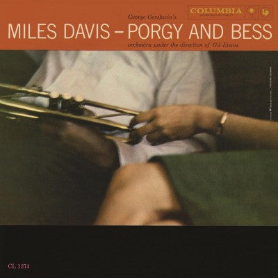 Miles Davis ‎– Porgy And Bess | Mono | Music On Vinyl Reissue