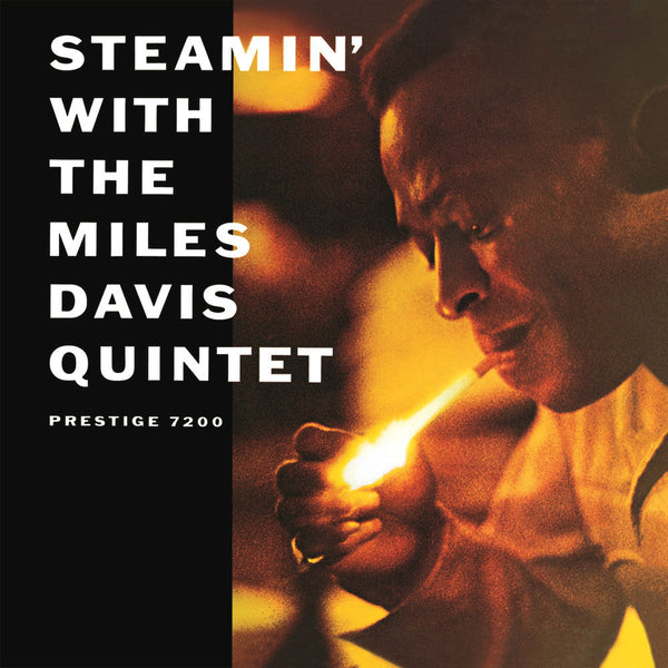 Miles Davis ‎– Steamin' With The Miles Davis Quintet | Original Jazz Classics Reissue