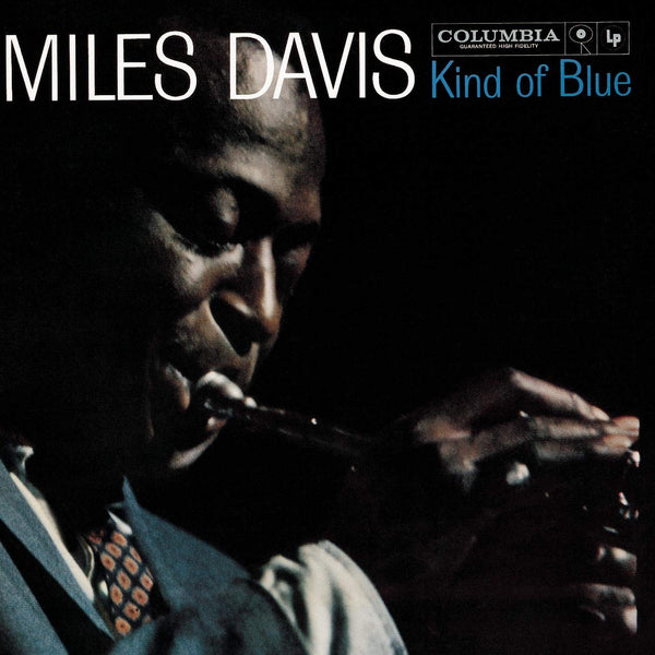 Miles Davis - Kind of Blue | 2015 Reissue | We Are Vinyl Series