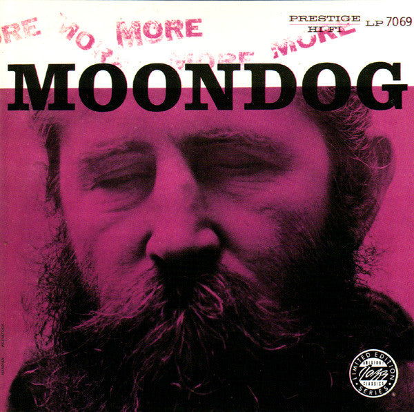 Moondog – More Moondog | 2009 Reissue
