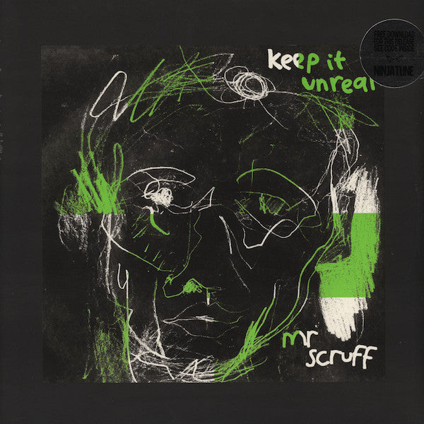 Mr. Scruff – Keep It Unreal
