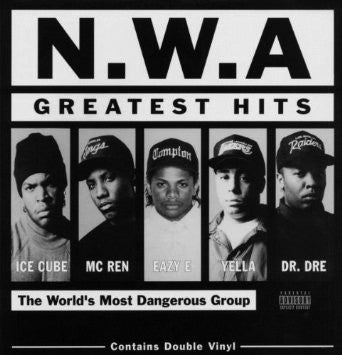 N.W.A. – Greatest Hits