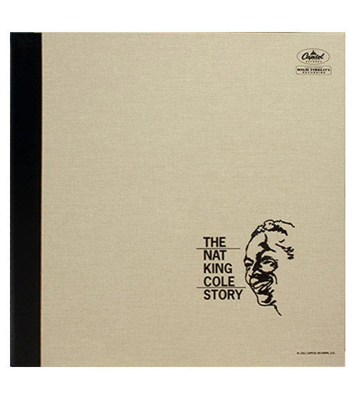 Nat King Cole ‎– The Nat King Cole Story | 45 RPM Analogue Productions Box Set