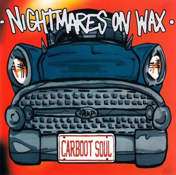 Nightmares On Wax ‎– Carboot Soul