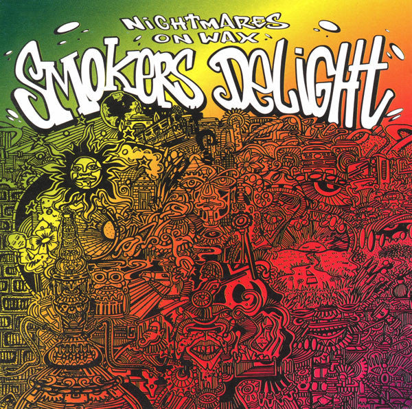 Nightmares On Wax ‎– Smokers Delight