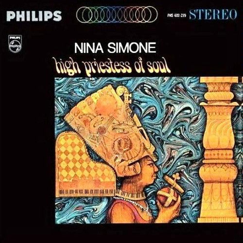 Nina Simone ‎– High Priestess of Soul