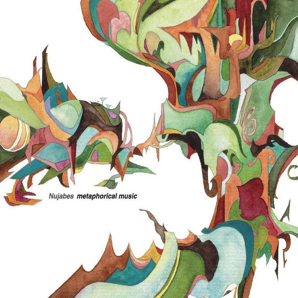 Nujabes – Metaphorical Music | 2018 Reissue | Limited Edition