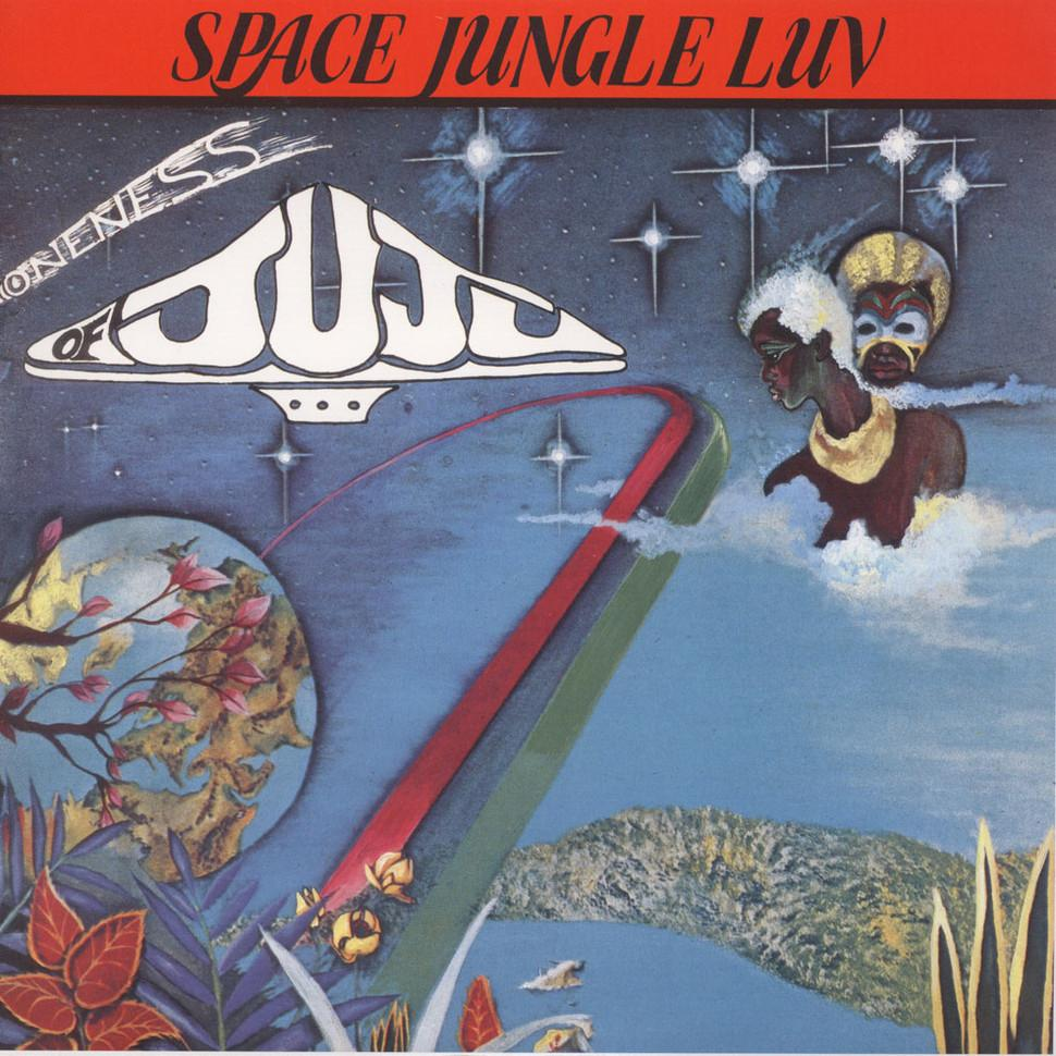 Oneness of JuJu – Space Jungle Luv | 1993 Reissue