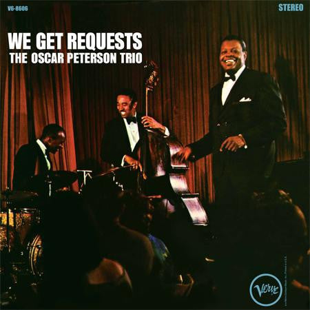 The Oscar Peterson Trio – We Get Requests | 45rpm 2LP