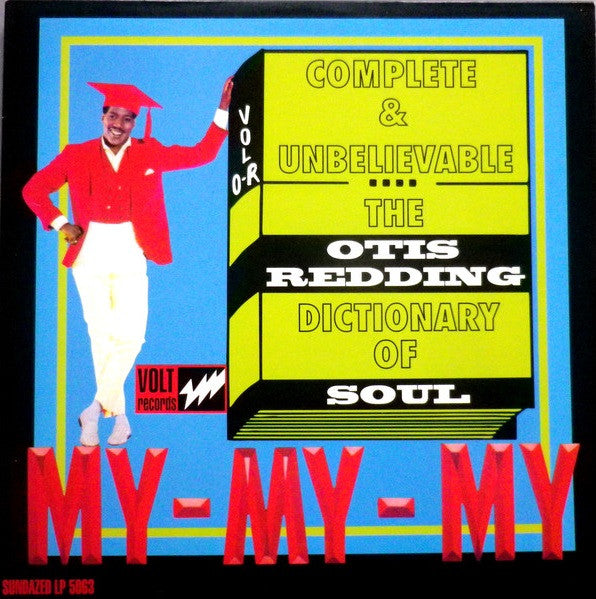 Otis Redding – Complete & Unbelievable: The Otis Redding Dictionary of Soul