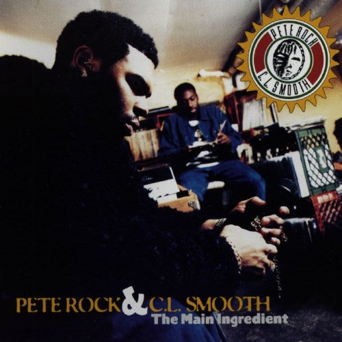 Pete Rock & C.L. Smooth – The Main Ingredient | Get On Down Reissue