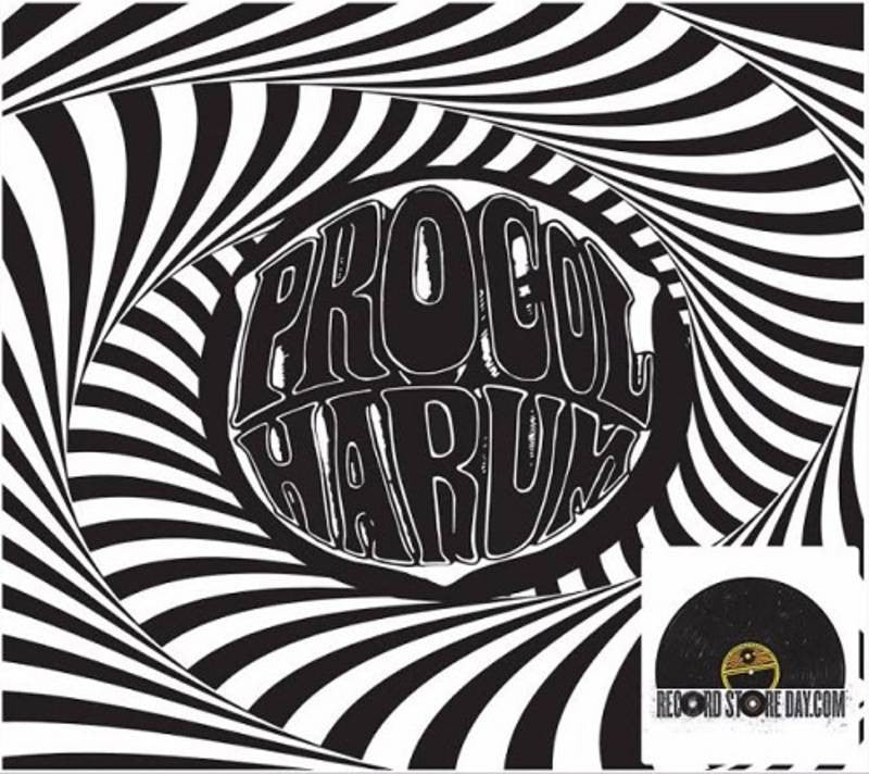Procol Harum ‎– A Whiter Shade of Pale 50th Anniversary EP | RSD2017