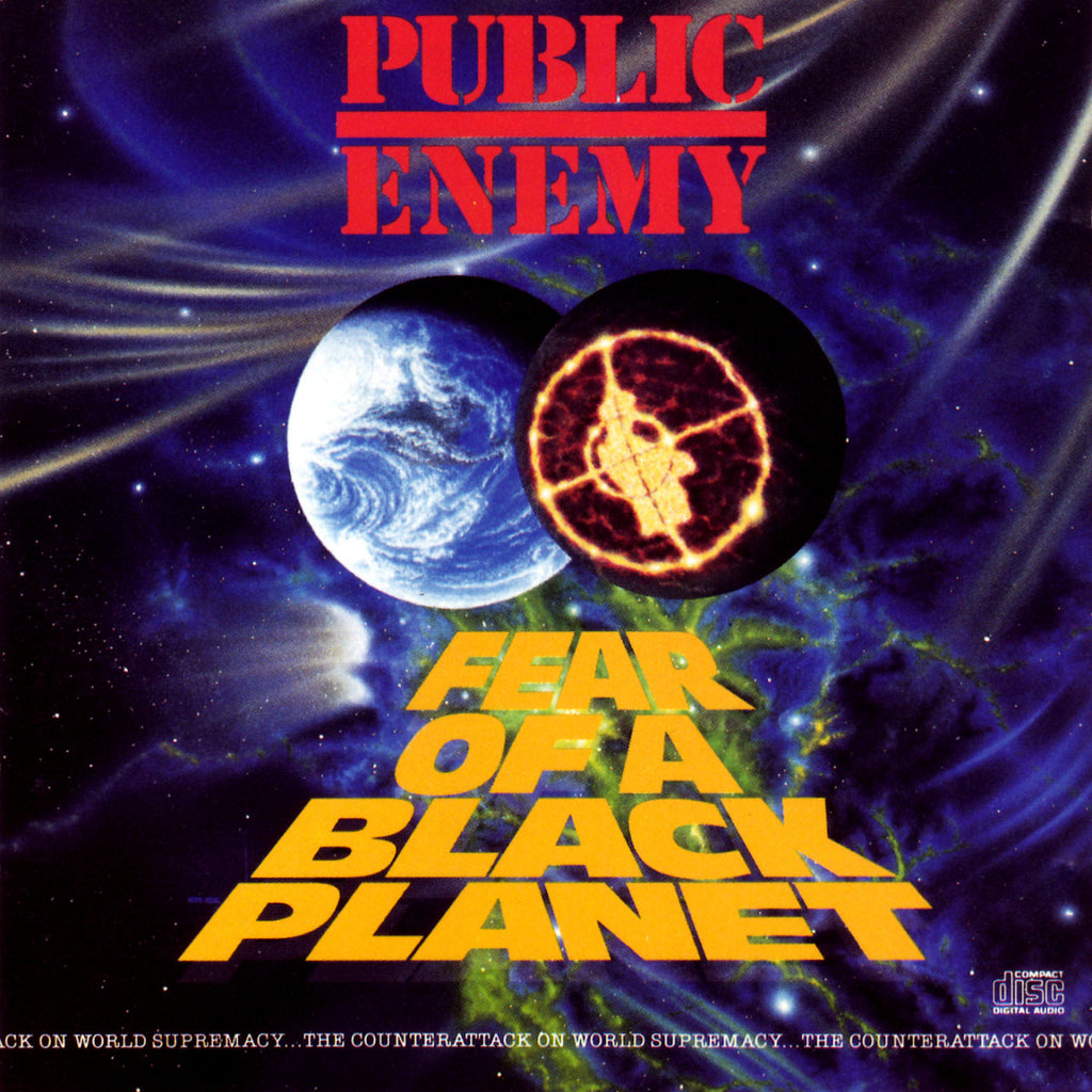 Public Enemy – Fear Of A Black Planet | 2014 Reissue | Back To Black