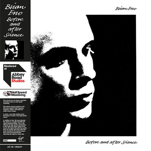Brian Eno ‎– Before And After Science | Vinyl