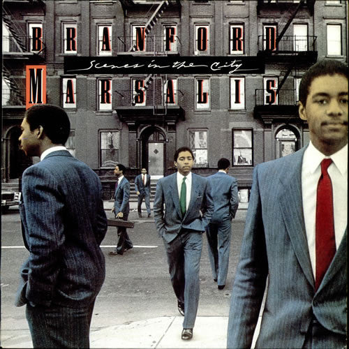 Branford Marsalis - Scene in the City | Vinyl