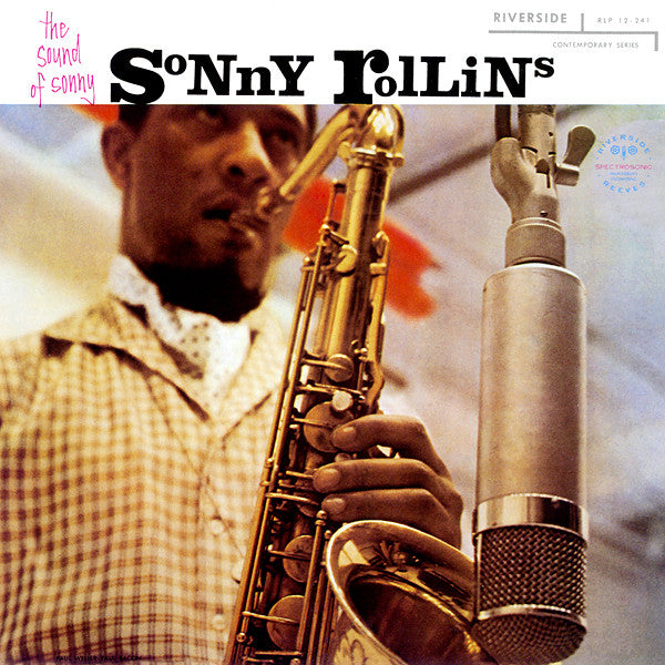 Sonny Rollins ‎– The Sound Of Sonny | 2014 Reissue