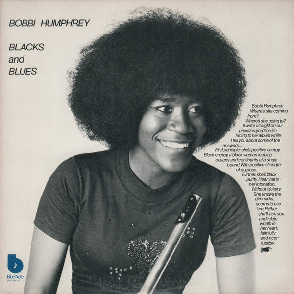 Bobbi Humphrey - Blacks and Blues | Blue Note 80th Anniversary
