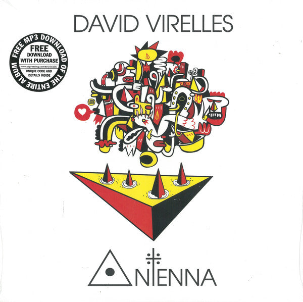 David Virelles – Antenna