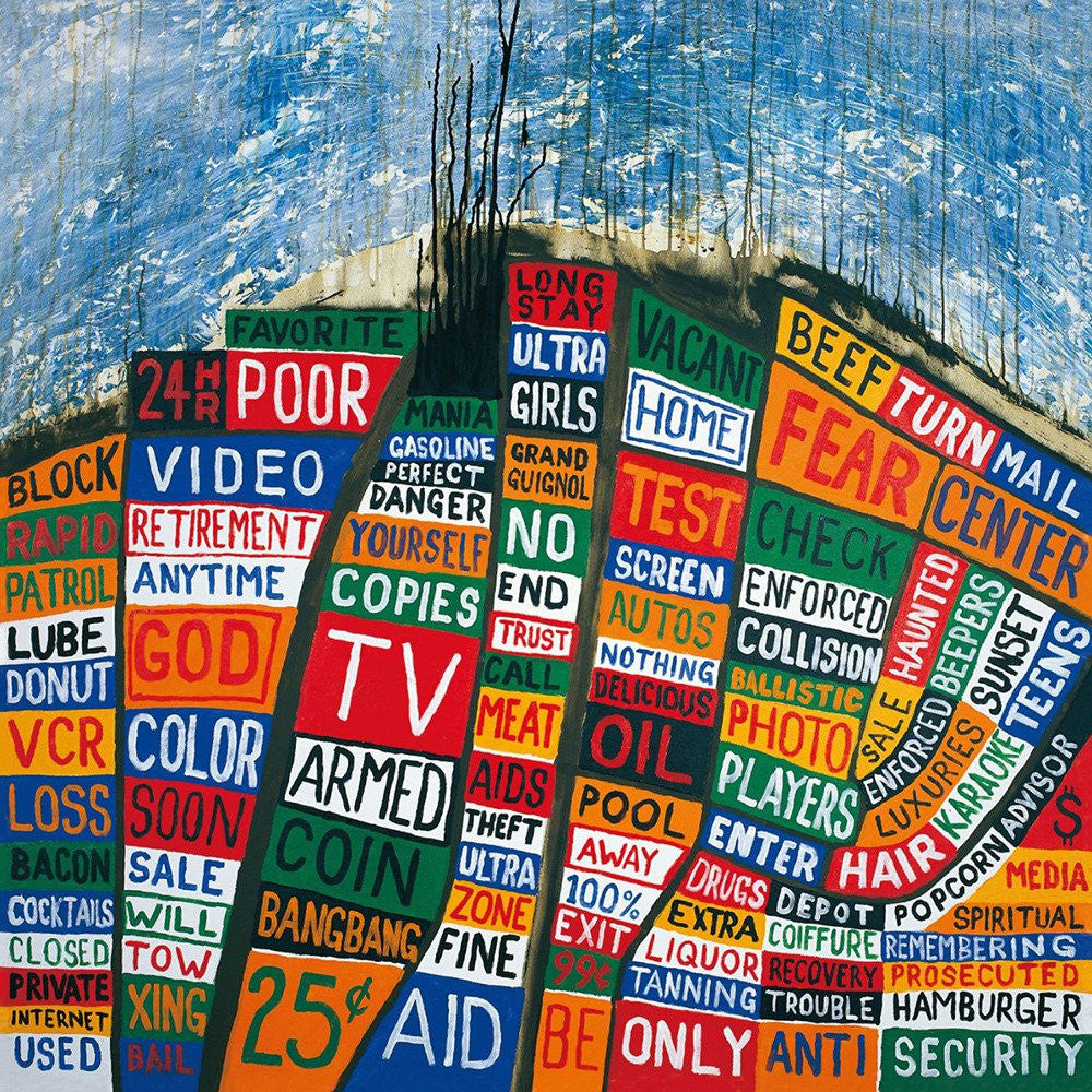 Radiohead ‎– Hail To The Thief