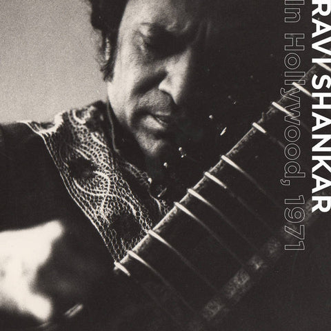 Ravi Shankar - In Hollywood, 1971 [RSD 2016 release | Limited Edition]