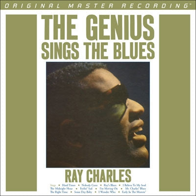 Ray Charles – The Genius Sings The Blues | Mono