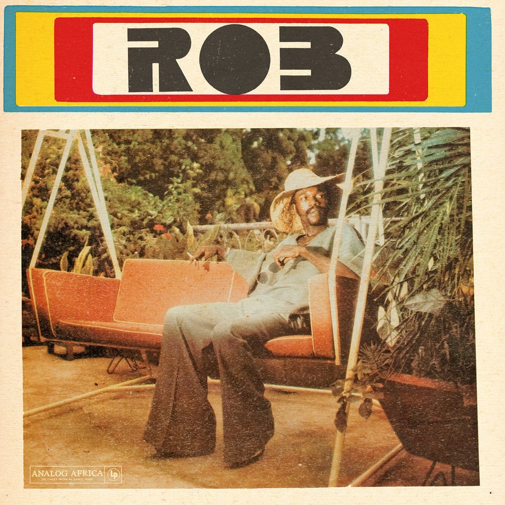 Rob – Rob | Mr Bongo Reissue