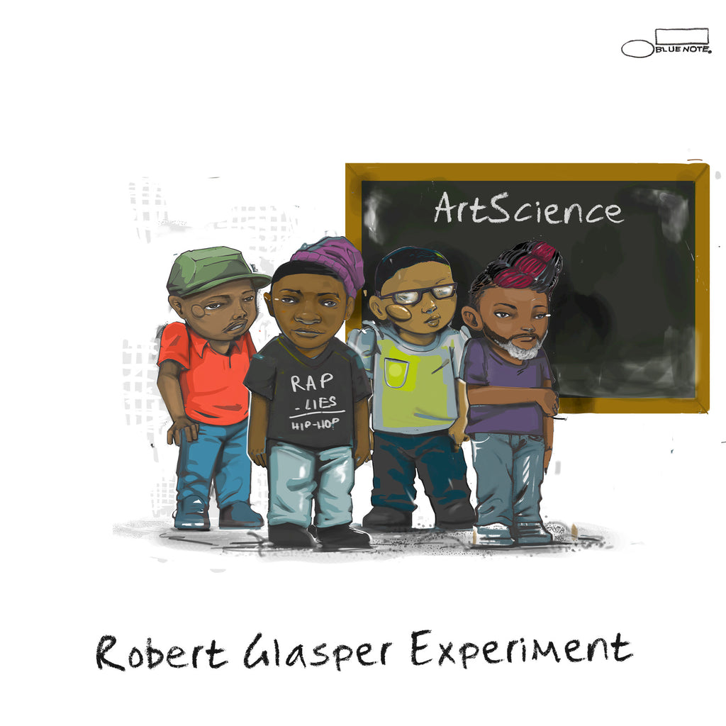 Robert Glasper Experiment ‎– ArtScience