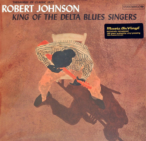 Robert Johnson - King of the Delta Blue Singers Vol I | Mono