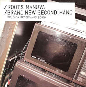 Roots Manuva – Brand New Second Hand