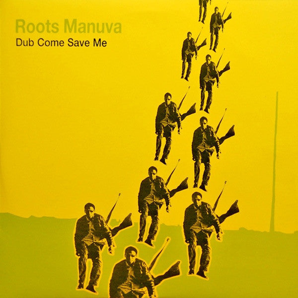 Roots Manuva – Dub Come Save Me