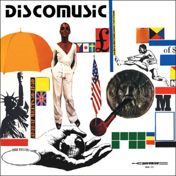 The Soundwork-Shoppers - Discomusic