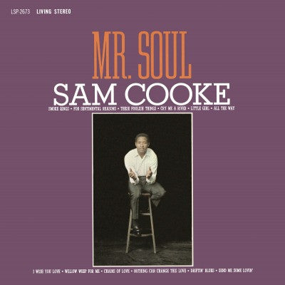 Sam Cooke – Mr. Soul