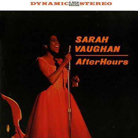Sarah Vaughan ‎– After Hours