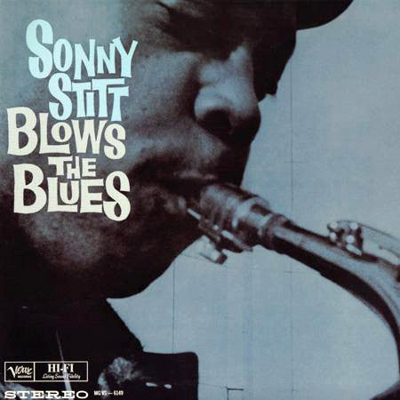Sonny Stitt – Blows The Blues | 45rpm 2LP