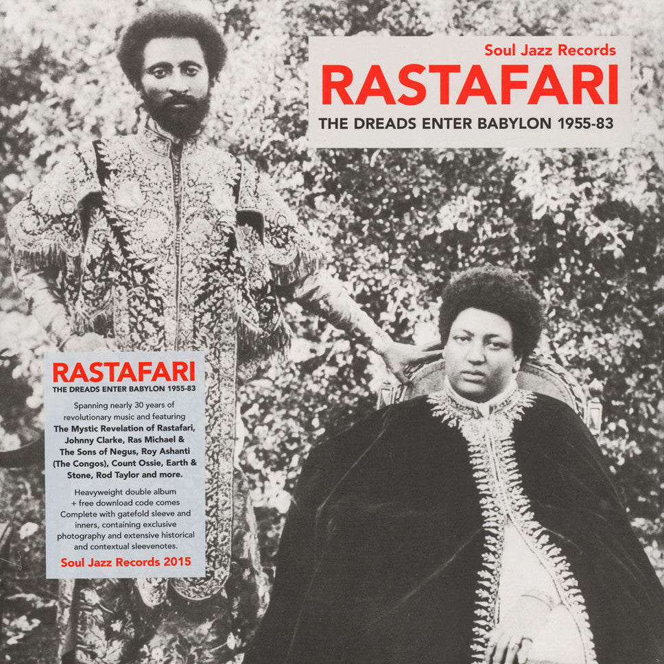 Soul Jazz Records – Rastafari: The Dreads Enter Babylon 1955-83 [Compilation]
