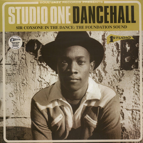 Soul Jazz Records - Studio One Dancehall [Compilation]