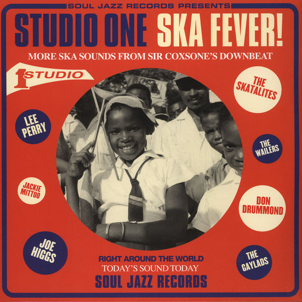 Soul Jazz Records - Studio One Ska Fever! [Compilation]