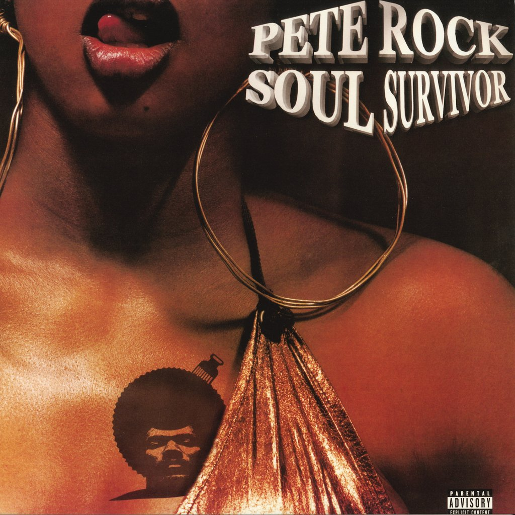 Pete Rock – Soul Survivor | 2016 Reissue | Limited Edition