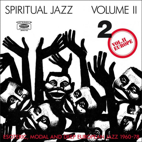 Various Artist – Spiritual Jazz Volume II - Europe (Esoteric, Modal And Deep European Jazz 1960-78)