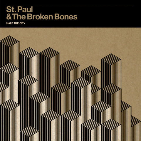 St. Paul & The Broken Bones – Half The City