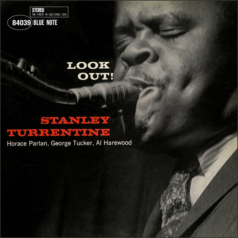 Stanley Turrentine – Look Out! | 45rpm 2LP