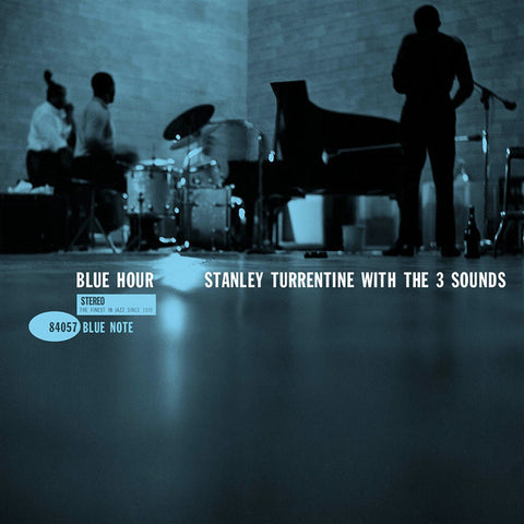 Stanley Turrentine With The Three Sounds – Blue Hour | Music Matters Reissue