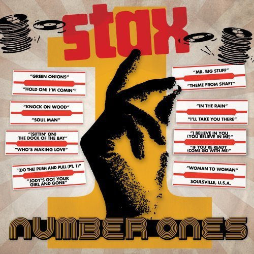 Stax - Number Ones [Compilation]