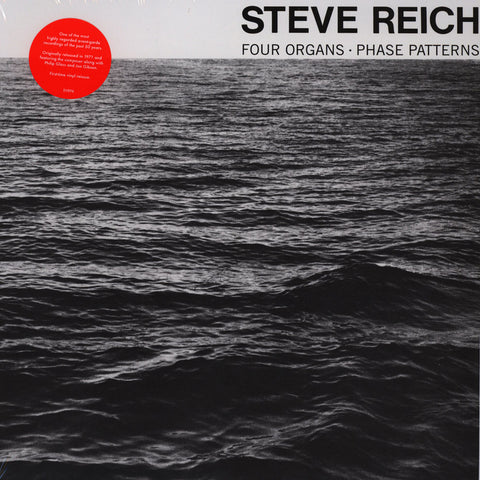 Steve Reich ‎– Four Organs / Phase Patterns
