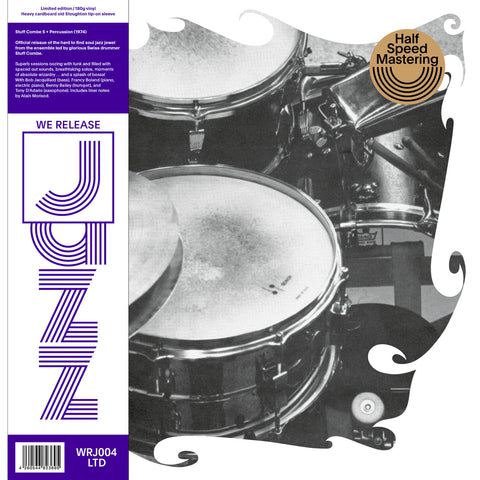 Stuff Combe – Stuff Combe 5 + Percussion | 2018 Reissue