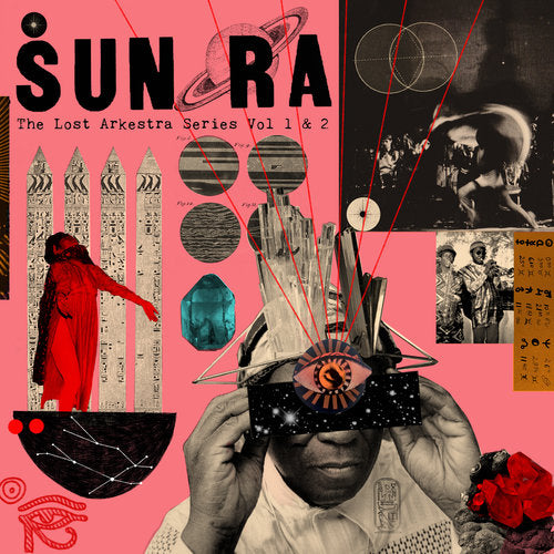Sun Ra And His Arkestra ‎– The Lost Arkestra Series Vol 1 &