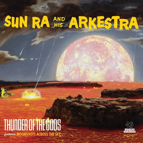 Sun Ra And His Arkestra ‎– Thunder Of The Gods