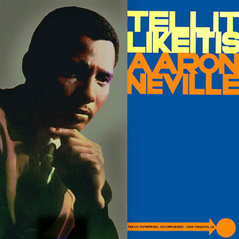 Aaron Nevile – Tell It Like It Is | 2016 Reissue