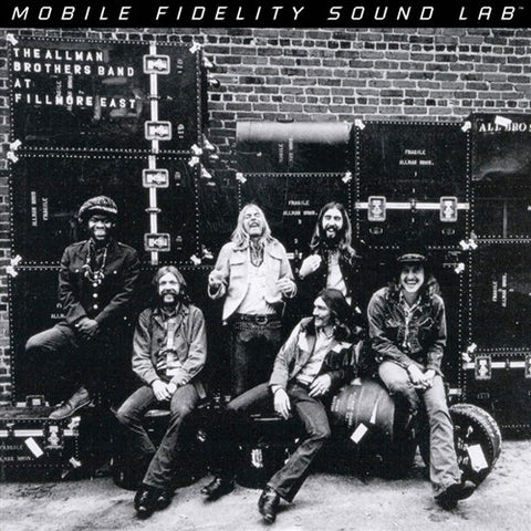 The Allman Brothers Band – At Fillmore East | Live