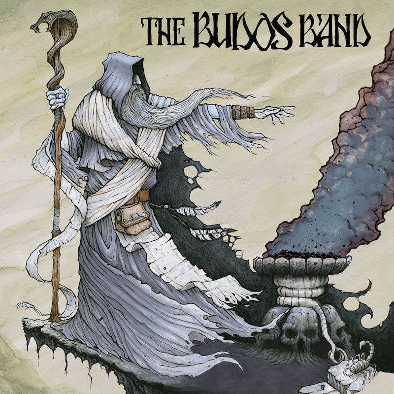 The Budos Band ‎– Burnt Offering